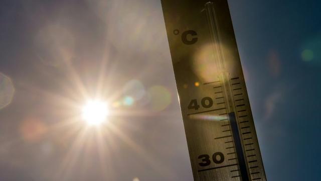 Le mois dernier a été le mois de septembre le plus chaud sur la planète enregistré depuis le début des relevés de températures en 1880, a annoncé l'Agence américaine océanique et atmosphérique [Philippe Huguen / AFP/Archives]