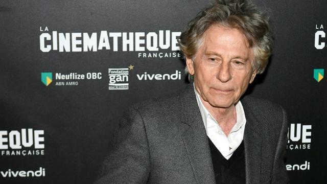 Roman Polanski, en octobre 2017 à Paris [Lionel BONAVENTURE / AFP/Archives]