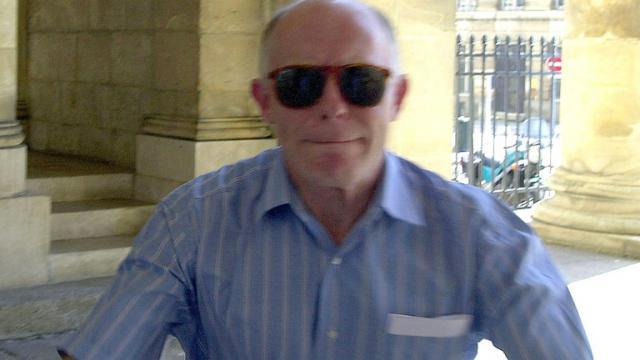 Patrick Henry, en liberté conditionnelle,   à son arrivée le 13 août 2002 au tribunal correctionnel de Caen  [MYCHELE DANIAU / AFP/Archives]