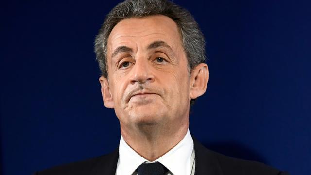 L'ex-président de la République Nicolas Sarkozy, le 20 novembre 2016 à Paris [Eric FEFERBERG / AFP/Archives]