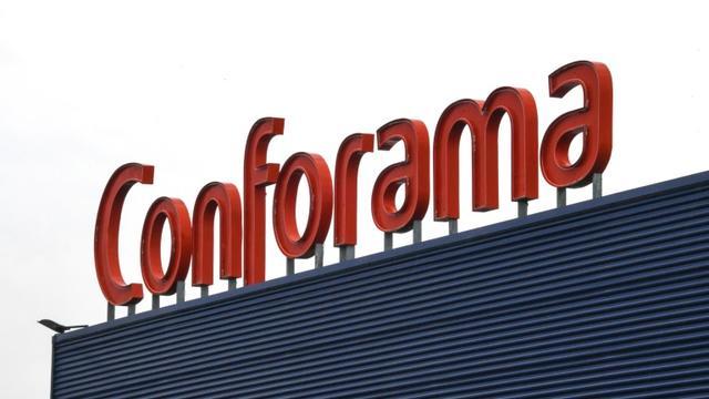 Le groupe Conforama prévoit de supprimer 1.900 postes en France en 2020, avec la fermeture de 32 magasins Conforama et celle des dix magasins de l'enseigne Maison Dépôt [DENIS CHARLET / AFP/Archives]