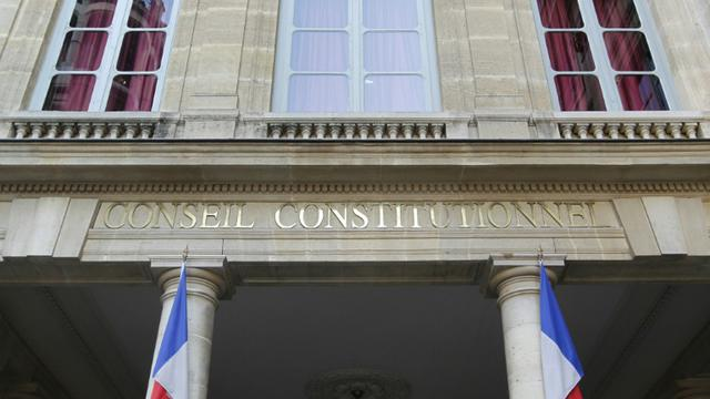 Le Conseil constitutionnel à Paris le 21 février 2012 [Thomas Samson / AFP/Archives]