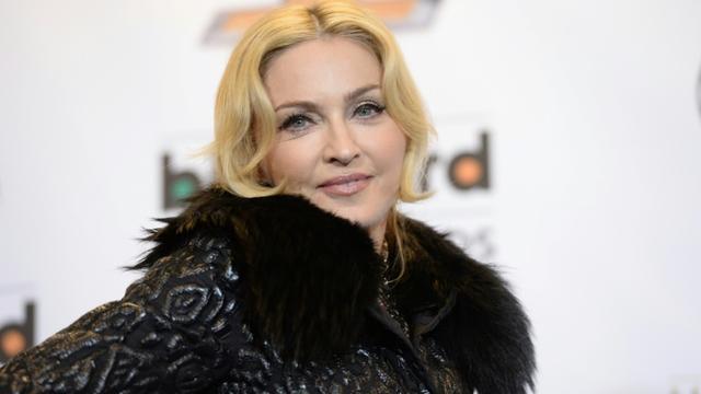 Madonna au Billboard Music Awards, le 19 mai 2013 à Las Vegas [Jason Merritt / Getty/AFP/Archives]