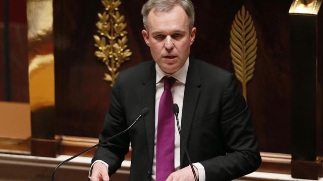Francois de Rugy le 8 avril 2014 à l'Assemblée nationale à Paris [Patrick Kovarik / AFP/Archives]