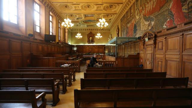 """En janvier, face à l'absence de réponse de la juge, le parquet et les parties civiles avaient saisi la cour d'appel de Paris pour qu'elle tranche cette question: Sarah Halimi a-t-elle été """"ciblée"""" en raison de son appartenance religieuse ? [Jacques DEMARTHON / AFP/Archives]"""