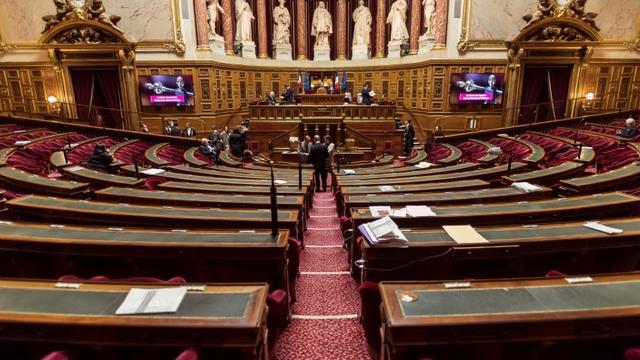 Le Sénat donne son feu vert à la loi Pacte [LIONEL BONAVENTURE / AFP/Archives]