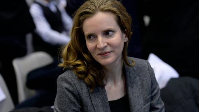 Nathalie Kosciusko-Morizet le 9 décembre 2015 à Issy-les-Moulineaux   [Miguel MEDINA / AFP/Archives]