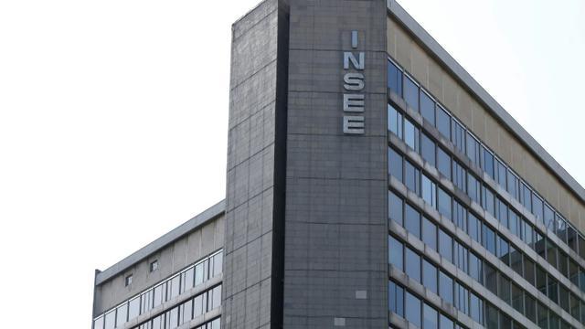 Le siège de l'INSEE à Paris [THOMAS SAMSON / AFP/Archives]