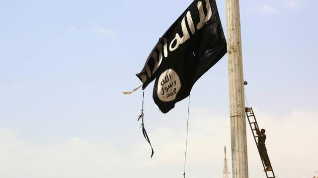 """L'hypothèse d'un rapatriement par l'intermédiaire de forces spéciales américaines d'""""environ 150"""" Français détenus en Syrie est """"fortement envisagée"""" [DELIL SOULEIMAN / AFP/Archives]"""