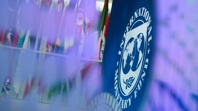 """Le FMI """"inquiet"""" de la dette publique française jugée """"trop élevée"""" [Andrew CABALLERO-REYNOLDS / AFP/Archives]"""
