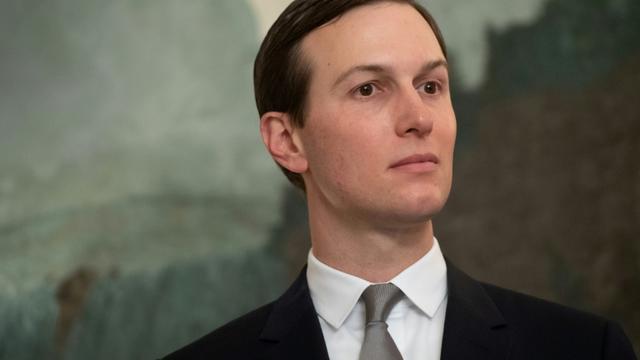 Jared Kushner, gendre et proche conseiller du président des Etats-Unis Donald Trump. [SAUL LOEB / AFP/Archives]