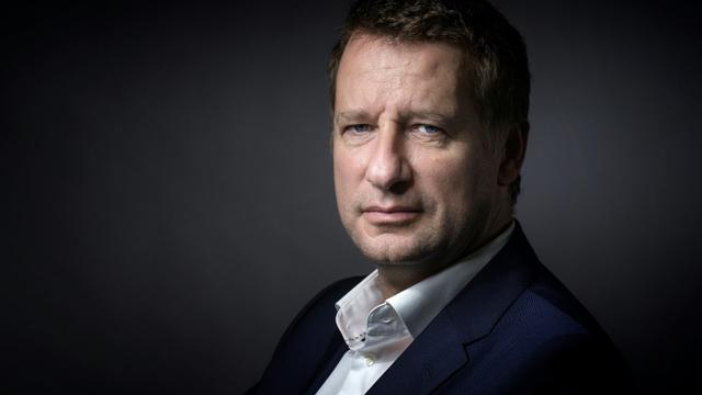 Yannick Jadot a été désigné le 16 juillet 2018 comme tête de liste aux élections européennes pour le parti Europe-Ecologie-Les-Verts [JOEL SAGET / AFP/Archives]