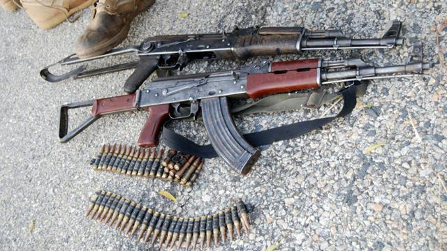 Le Nigeria et le Tchad meurtris par des attentats attribués à Boko Haram [- / Nigerian army/AFP/Archives]