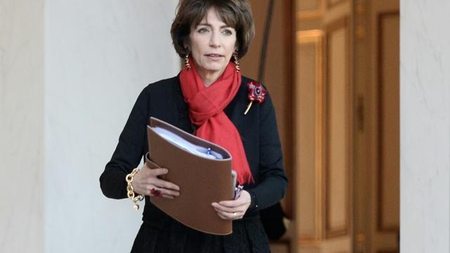 La ministre de la Santé et des Affaires sociales Marisol Touraine à l'issue du Conseil des ministres le 3 février 2016 à Paris  [STEPHANE DE SAKUTIN / AFP/Archives]