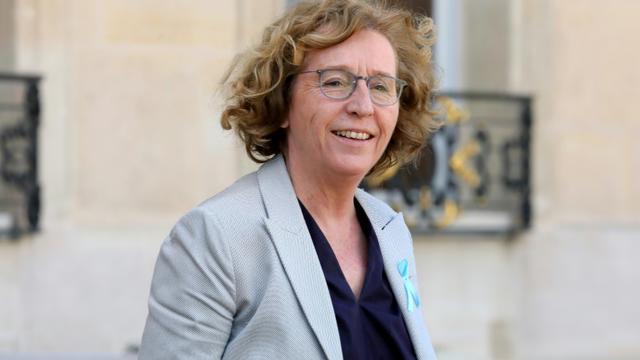 La ministre du Travail Muriel Pénicaud le 4 avril 2018 à Paris [ludovic MARIN / AFP/Archives]