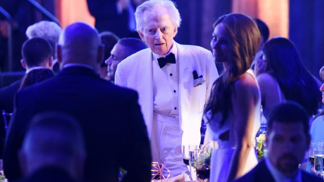 Tom Wolfe, le 26 mai 2016 à New York [Nicholas Hunt / GETTY IMAGES NORTH AMERICA/AFP/Archives]