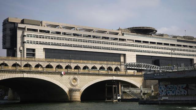 Le ministère des Finances à Paris, le 15 juin 2015 [Joel Saget / AFP/Archives]