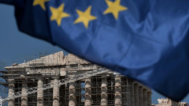 Grèce: accord de la zone euro pour débloquer 8,5 milliards d'euros  [LOUISA GOULIAMAKI / AFP/Archives]
