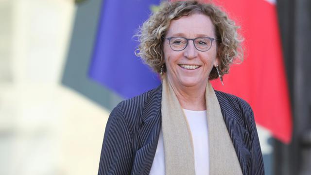 La ministre du Travail Muriel Pénicaud à l'Elysée, le 14 novembre 2018 [ludovic MARIN / AFP/Archives]