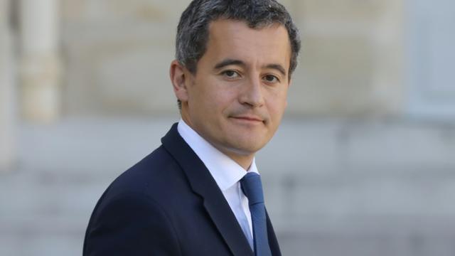 Le ministre des Comptes Publics Gérald Darmanin, le 11 septembre 2019, à Paris [LUDOVIC MARIN / AFP]