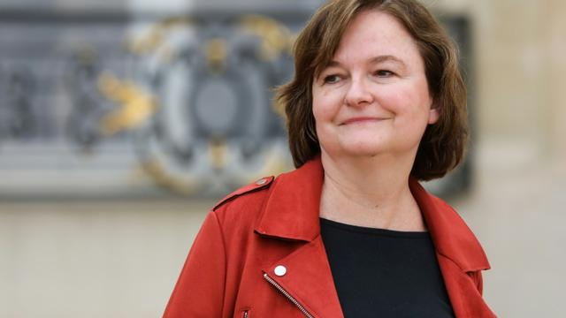 Nathalie Loiseau le 20 mars 2019 à Paris [ludovic MARIN / AFP/Archives]