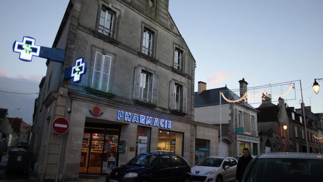 Le laboratoire Marette à Courseulles-sur-Mer le 6 janvier 2014 [Charly Triballeau / AFP/Archives]