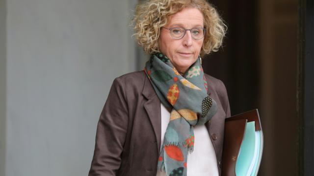 La ministre du Travail Muriel Pénicaud le 5 décembre 2018 à Paris [ludovic MARIN / AFP]