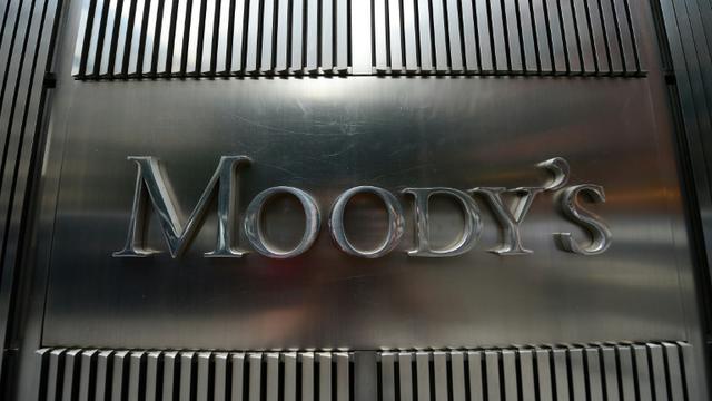 Moody's a révisé vendredi de stable à négative la perspective de la note du Royaume-Uni [EMMANUEL DUNAND / AFP]