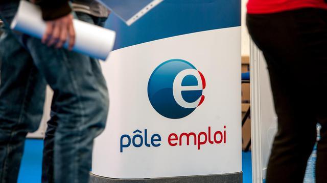 Une agence Pôle Emploi à Lens [Philippe Huguen / AFP/Archives]