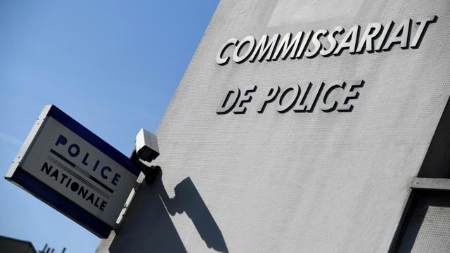 Le commissariat de police des Lilas, le 16 octobre 2018 en Seine-Saint-Denis [Bertrand GUAY / AFP]