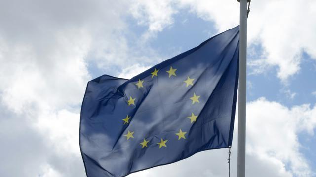 Le drapeau de l'Union européenne [DOMINIQUE FAGET / AFP/Archives]