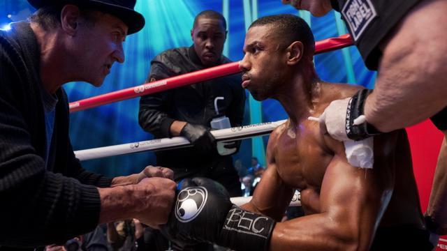 Rocky Balboa et Adonis Creed se retrouvent une nouvelle fois dans cet opus.