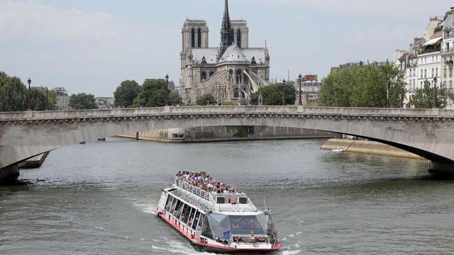 L'accident mortel s'était déroulé près de la cathédrale Notre-Dame.