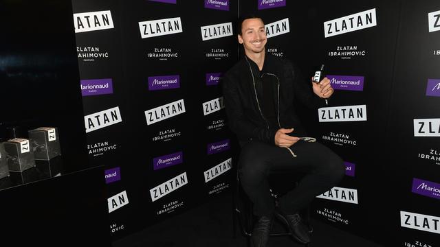 Zlatan Ibrahimovic s'est associé à Olivier Pescheux pour créer son tout premier parfum.
