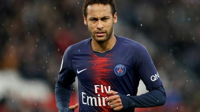 L'attaquant du PSG Neymar lors de la réception de Nice le 4 mai 2019 [Lionel BONAVENTURE / AFP/Archives]