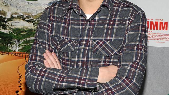 L'acteur Jaycee Chan, fils de la star de cinéma hong-kongaise Jackie Chan, le 24 janvier 2008 au festival américain de Sundance [Bryan Bedder / Getty Images/AFP/Archives]