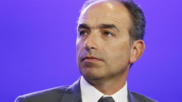 L'ancien président de l'UMP, Jean-François Copé à Paris, le 24 avril 2014 [Patrick Kovarik / AFP/Archives]