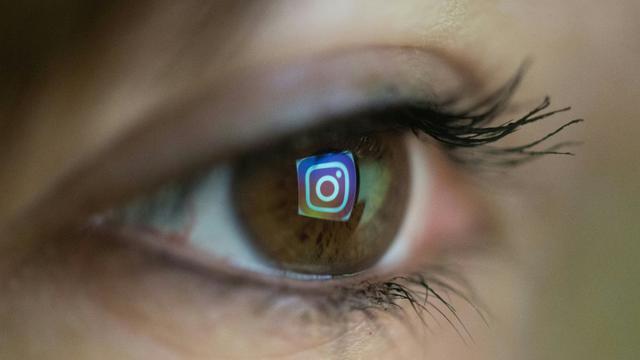 Instagram a indiqué le 20 juin 2018 avoir dépassé la barre du milliard d'utilisateurs actifs [Christophe SIMON / AFP/Archives]
