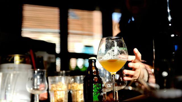 Le Nord Pas de Calais se lance dans le tourisme autour de la bière artisanale, sur fonds d'engouement pour cette boisson en plein renouveau [Philippe Huguen / AFP/Archives]