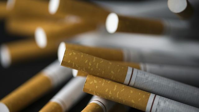 Le tabac a fait 75.000 morts en France en 2015, ce qui représente plus d'un décès sur huit, selon les derniers chiffres officiels [JOEL SAGET / AFP/Archives]