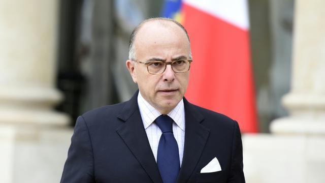 Le ministre de l'Intérieur Bernard Cazeneuve, le 3 septembre 2015 à Paris [Alain Jocard / AFP]