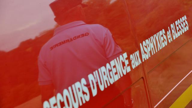 Une ambulance des pompiers [Thierry Zoccolan / AFP/Archives]