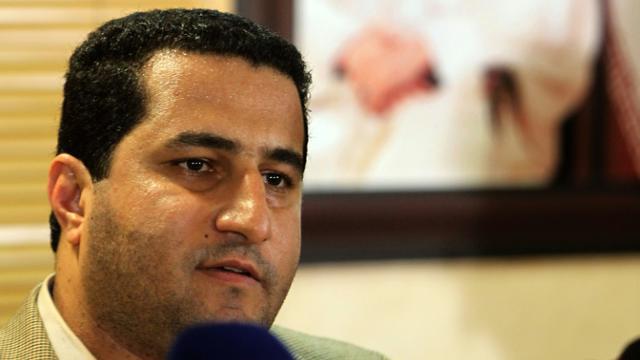 Le scientifique iranien Shahram Amiri, le 14 juillet 2010 à Téhéran [Atta KENARE, Atta KENARE, Atta KENARE, Atta KENARE / AFP/Archives]