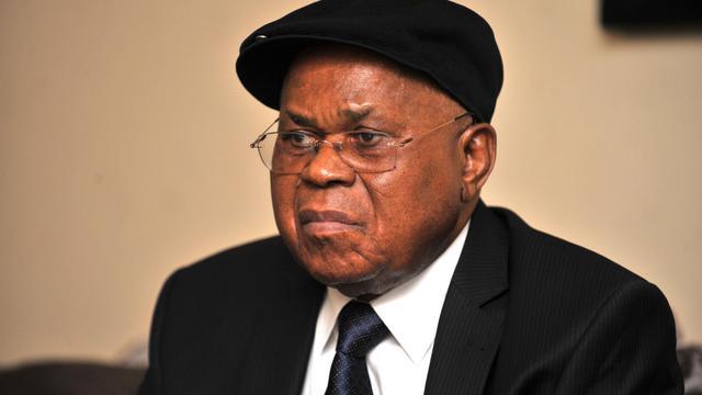 Étienne Tshisekedi, le 13 octobre 2012 à Kinshasa [Junior Kannah / AFP/Archives]