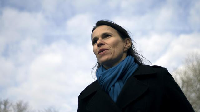La ministre de la Culture Aurélie Filippetti, le 30 décembre 2012 à Paris [Fred Dufour / AFP/Archives]