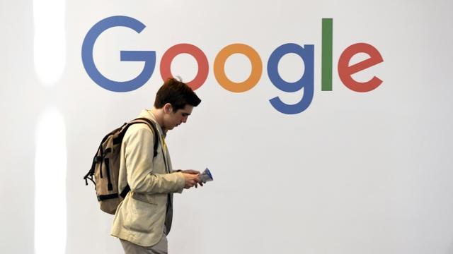«Google va faire appel de la décision de l'exécutif européen», a aussitôt annoncé un porte-parole de Google. [ALAIN JOCARD / AFP/Archives]