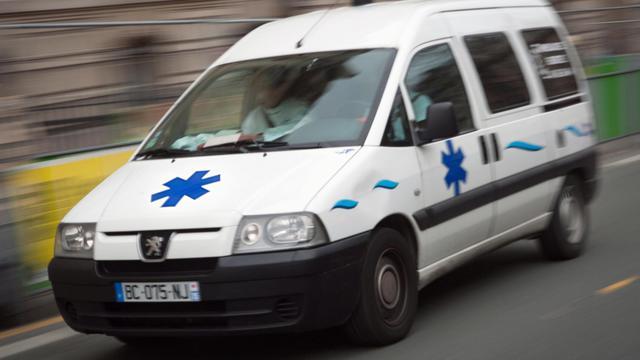Trois personnes sont mortes, fauchées par un concurrent, lors des essais d'une course automobile dans le Gers le 24 août [Loic Venance / AFP]