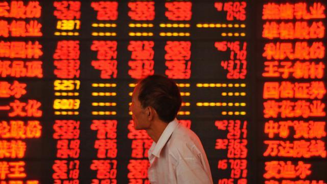 La première fortune de Chine a perdu 3,6 milliards de dollars (3,2 milliards d'euros) en une seule journée lundi [Str / AFP/Archives]