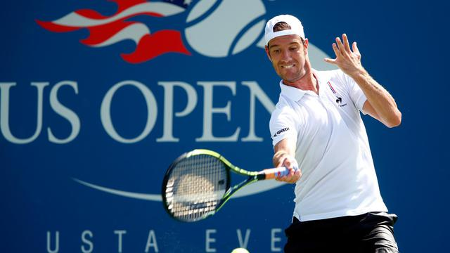 Richard Gasquet a atteint les demi-finales de l'US Open en 2013.
