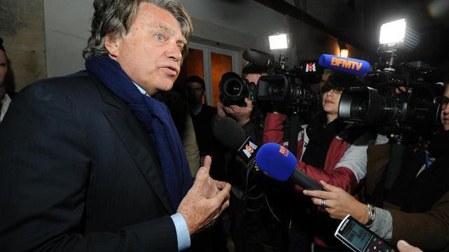 Gilbert Collard [Pascal Guyot / AFP]